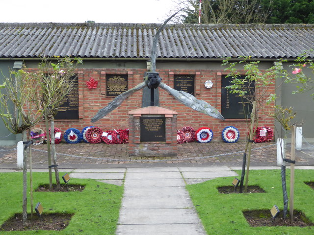 Yorkshire Air Museum - Garden of Remembrance