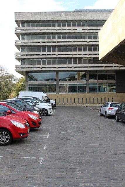 The University of Edinburgh Main Library