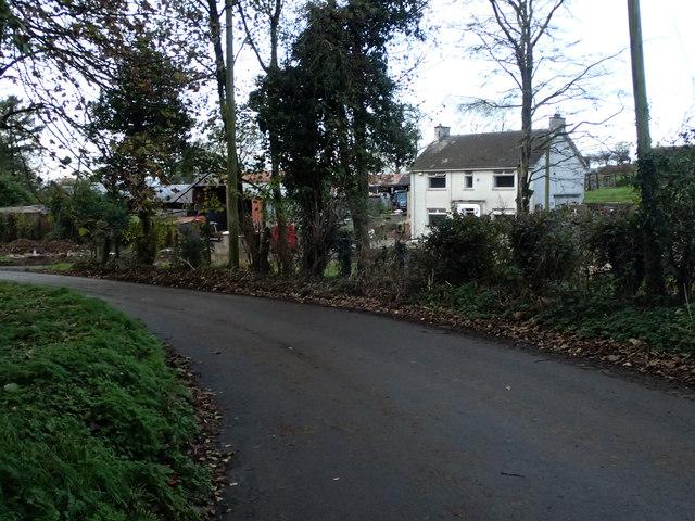 Grannystown Road