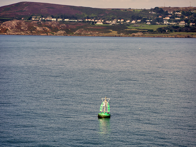 Dublin Bay, Starboard Mark Number 3