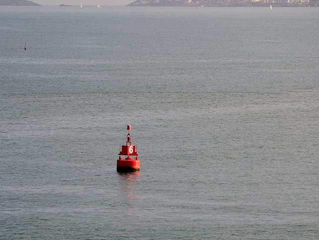 Dublin Bay, Port Marker Number 6