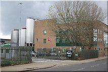 SP7559 : Carlsberg Brewery by Stephen McKay