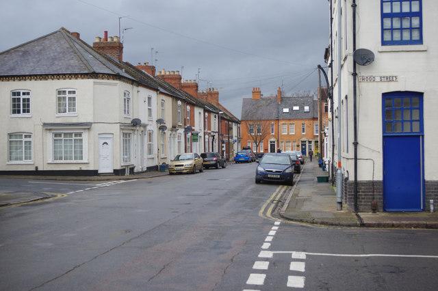 Shakespeare Road, Northampton