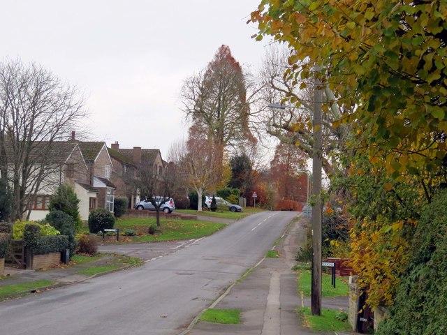 Upper Road in Kennington