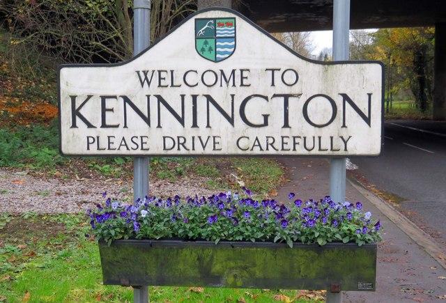 Welcome to Kennington