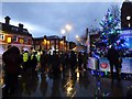 SJ9494 : Hyde Christmas Lights SwitchOn 2017 by Gerald England