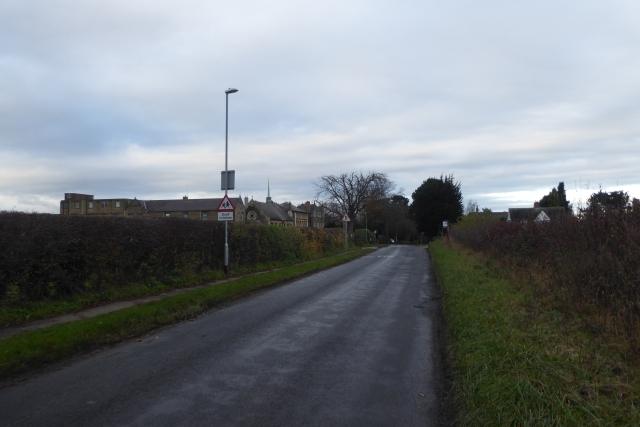 Boston Road towards Boston Spa