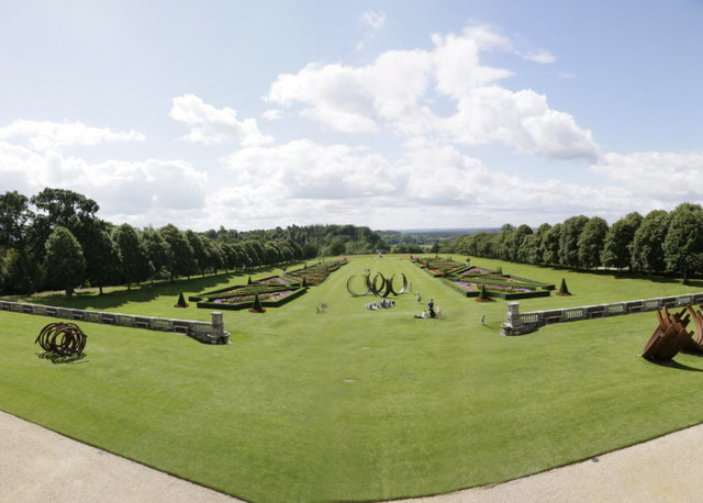 The Cliveden Lawn