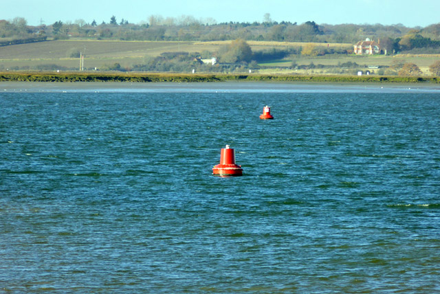 Colne buoys
