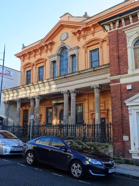 Bethesda Chapel - Albion Street