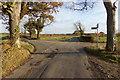 TM3871 : Weavers Marsh Lane, Yoxford by Adrian Cable