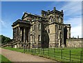 NZ3276 : Seaton Delaval Hall - south-east aspect by Andrew Curtis