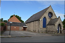 SU8586 : St Peter's Old Church Hall by N Chadwick