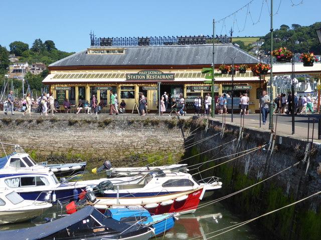 Dartmouth - Station Restaurant