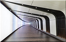 TQ3083 : Exit Tunnel at King's Cross Station, London by Christine Matthews