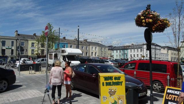 Dungarvan, Co Waterford - Grattan Square