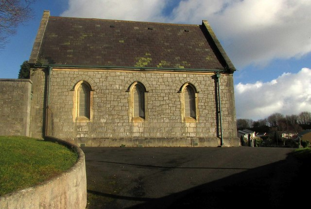 Nonconformist chapel, Torquay Cemetery