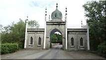 X1096 : Bridge at Dromana Gate, Co Waterford by Colin Park