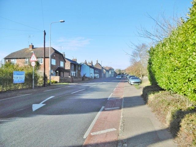 Hockliffe, Watling Street