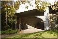 NT2676 : Bridge, Great Junction Street by Richard Webb