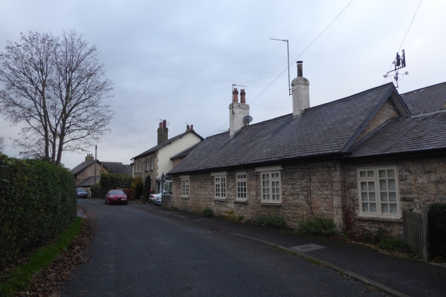 Maion Street in Newton Kyme