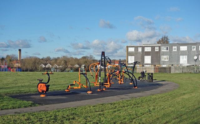 Colham Green Recreation Ground