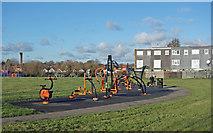 TQ0781 : Colham Green Recreation Ground by Des Blenkinsopp