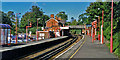 TQ5359 : Otford station, 1994 by Ben Brooksbank