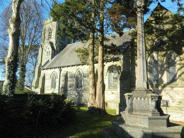 St David's Church, Miskin