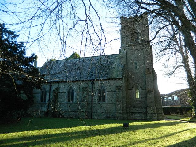 St David's Church, Miskin