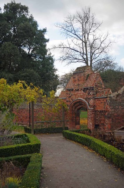 The Gate to the Walled Garden