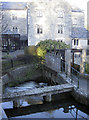 ST6567 : Albert Mill, still with running water by Neil Owen