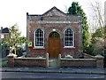 SE7702 : Burnham Methodist Chapel by Graham Hogg