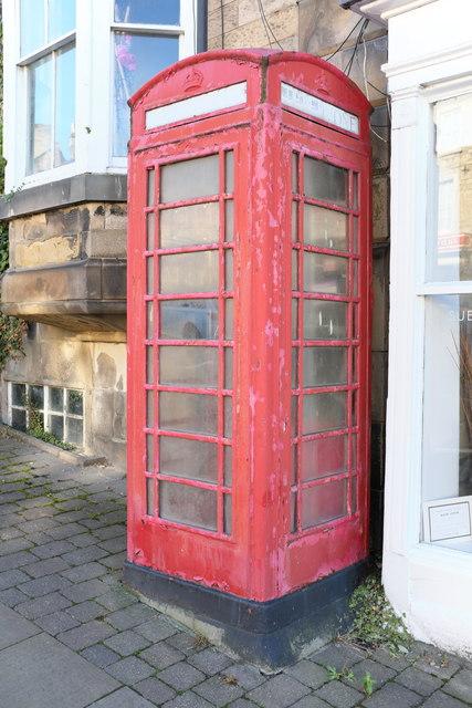 Listed phone box
