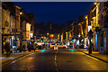 SK3516 : Christmas lights switch-on night, Ashby by Oliver Mills