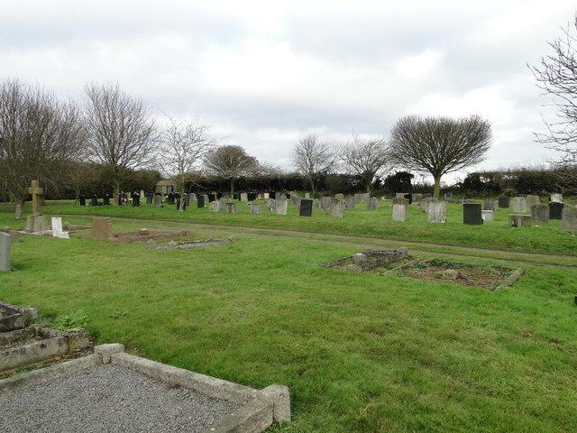East Rudham cemetery