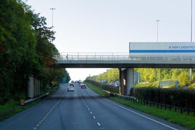 Bridge over Navan Road