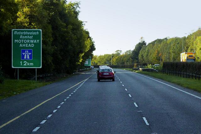 Navan Road, Mulhurddart