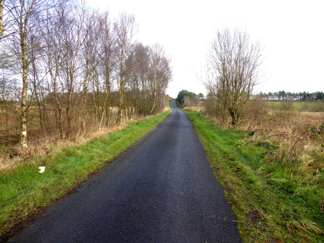 Cloughglass Road, Loughmacrory