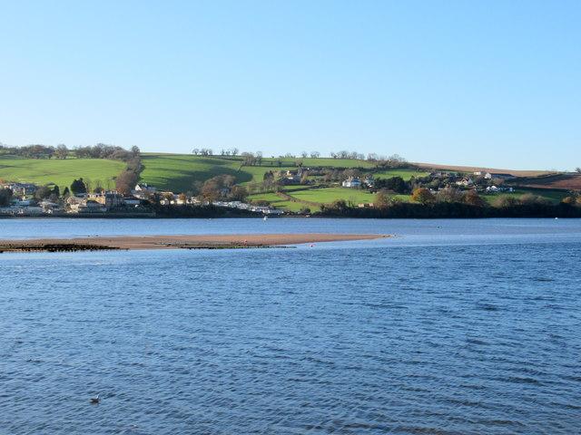 Teign Estuary Near Shaldon