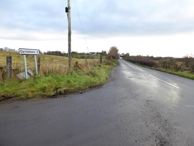 Aghnagrennan Road, Skeboy