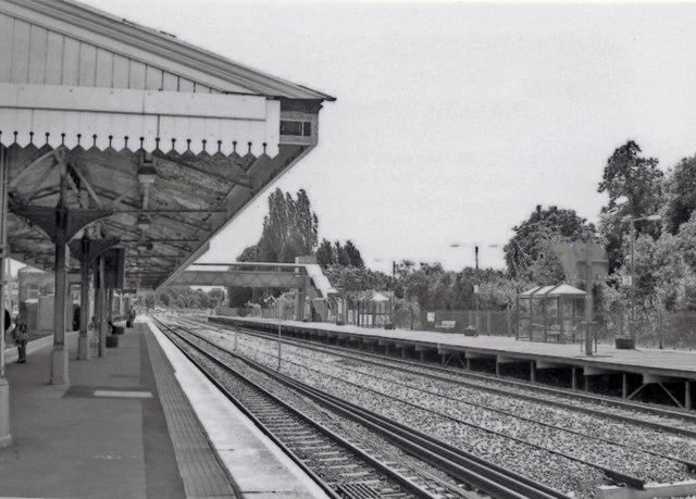 Princes Risborough station, 2011