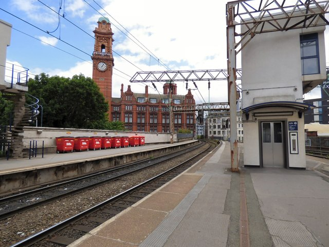 Oxford Road Station