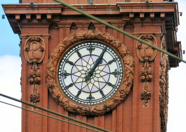 Principal Manchester Clock