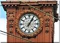 SJ8497 : Principal Manchester Clock by Gerald England