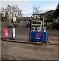 SO3928 : Pace fuel pump, Ewyas Harold by Jaggery