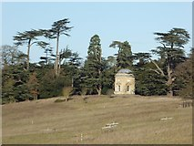 SO8844 : The Rotunda, Croome Park by Philip Halling