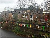 TQ3581 : Stepney City Farm by Alan Hughes