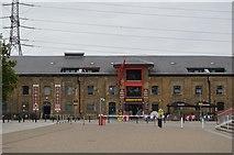 TQ4080 : Warehouse K, Royal Victoria Dock by N Chadwick