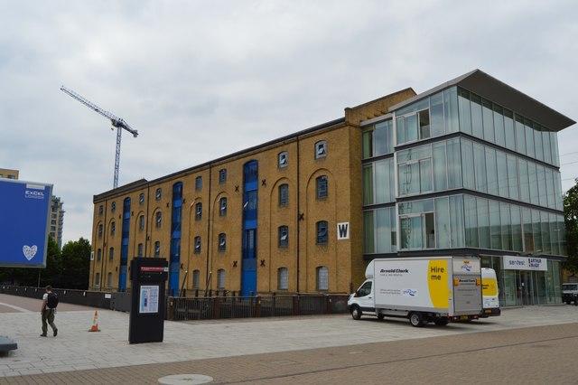 Warehouse W, Royal Victoria Dock